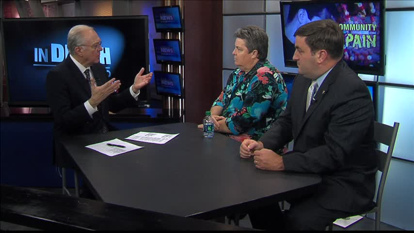 Donna Lilly and Nick Hermann Talk Recovering Opioid Addicts