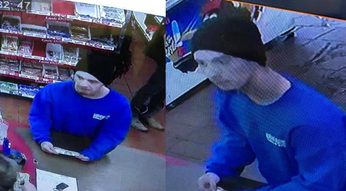 Deputies need help identifying man accused of using fake money at