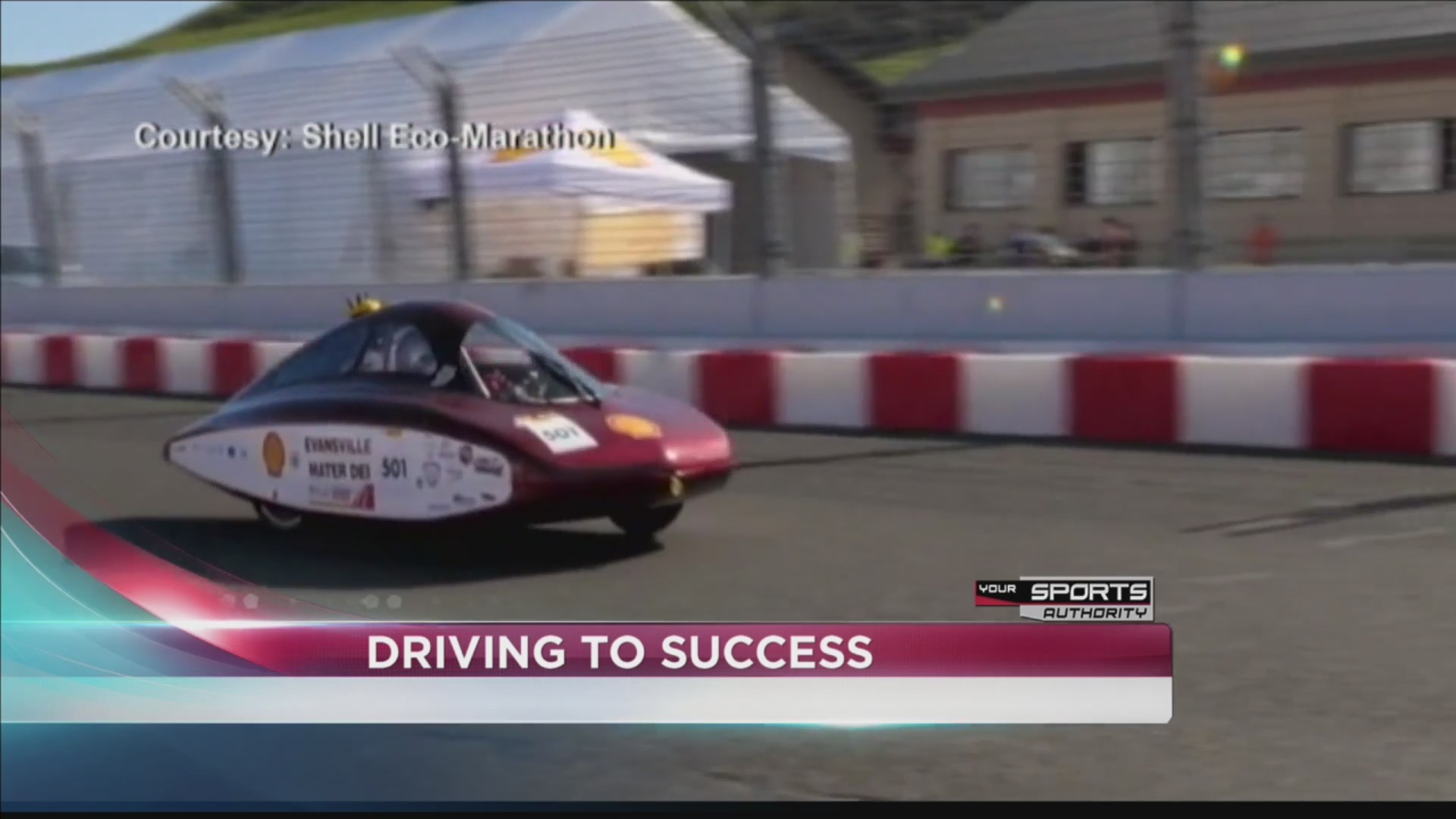 Mater Dei Supermileage Team headed to London