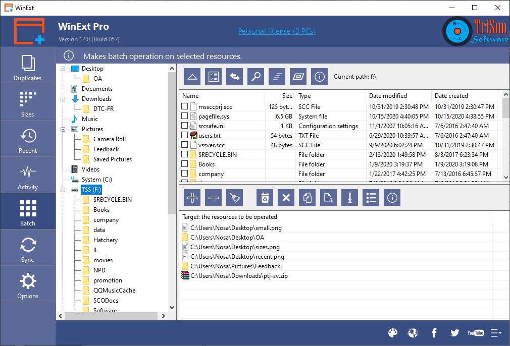 Resultado de imagen de TriSun WinExt Pro v4