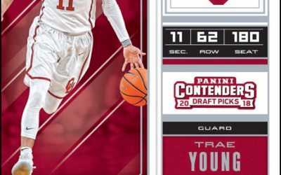 Panini and Trae Young Reach Exclusive Agreement