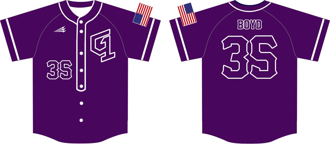 Download G1 Custom Throwback Baseball Jerseys - Triton Mockup Portal