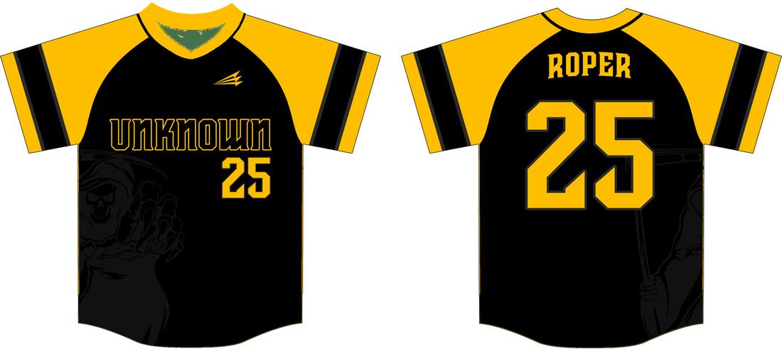 Download Unknown Custom Throwback Baseball Jerseys - Triton Mockup ...