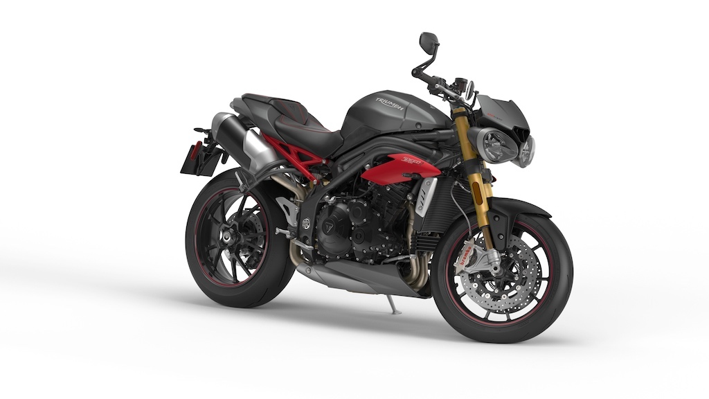 2016 Speed Triple