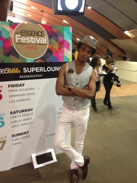 Tony triumph essence fest