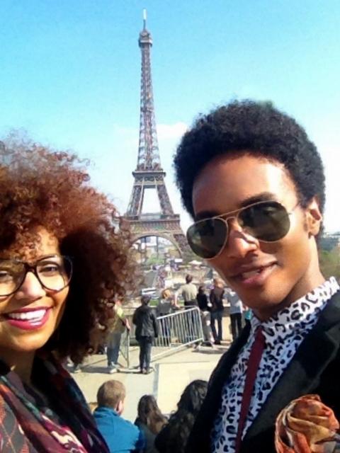Tony Triumph_OwnByFemme_Eiffel Tower_Paris love