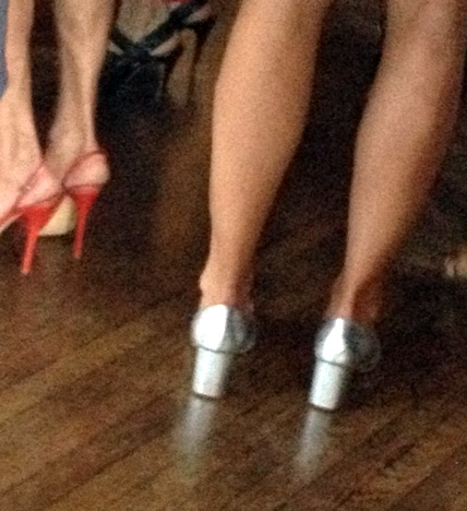 Fashion Fail Block heels