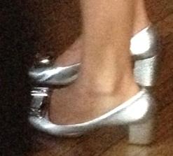 Fashion Fail NYFW Block heels