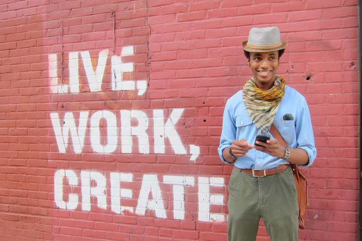 Live Work Create Triumph