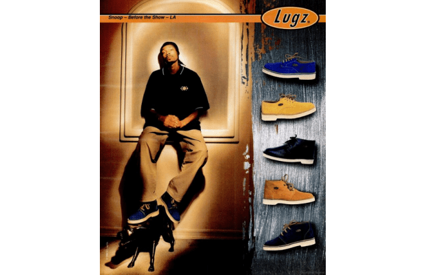 Lugz Snoop Dogg Model 1998