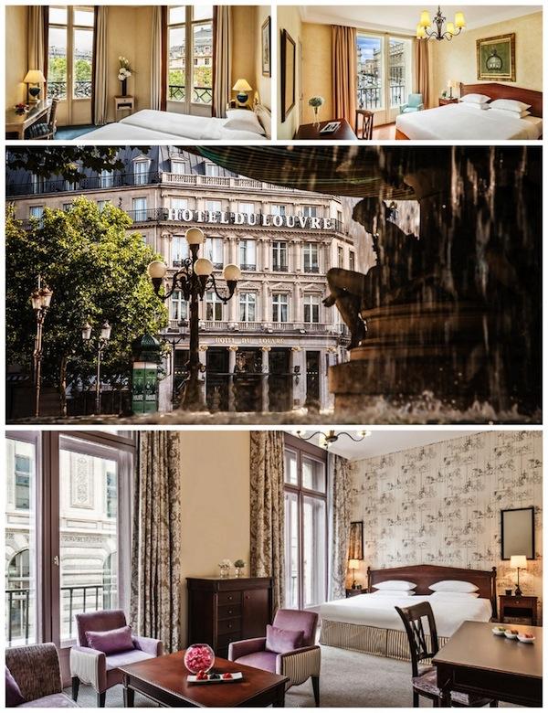 Hotel du lourve tour pars