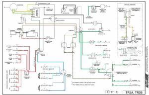 Tr3 Wiring Diagram : TR2 & TR3 Forum : Triumph Experience