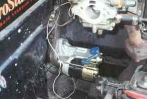 SpitfireGT6 Substitute Parts