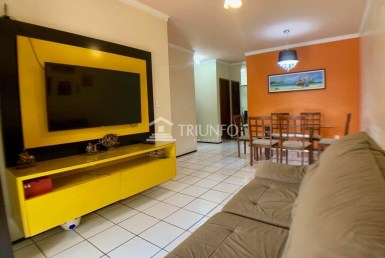 Apartamento na Lagoa Redonda com 03 Suítes