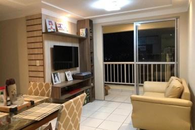 Apartamento a venda com 03 Quartos na Messejana