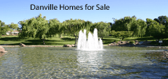 Looking for homes in Danville