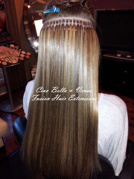 Ciao Bella Amp Venus Hair Extension Studio Dallas Texas