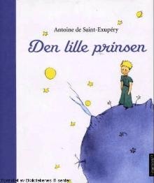 "Bokomslag ""Den lille prinsen"""