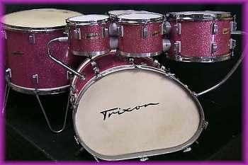 Trixon Drumset