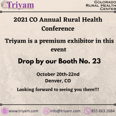 2021 CO Annual Rural Health Conference