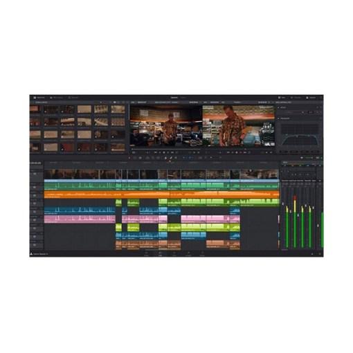 Blackmagic Design DaVinci Resolve Studio - Logiciel