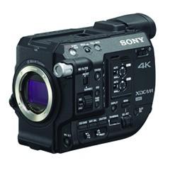 Caméras Grand Capteur