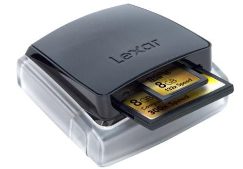 LECTEUR DE CARTE COMPACT FLASH ET SD USB3