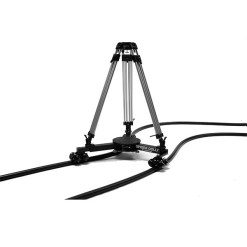 SPIDER DOLLY 3 ROULETTES POUR FLEX TRACK