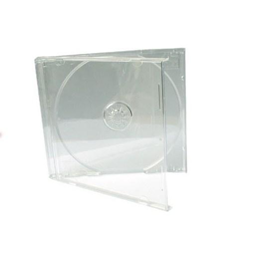 BOITIER CD SLIM OPAQUE