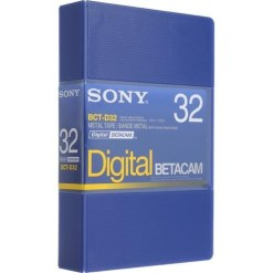 K7 DIGITAL BETA SONY 32'