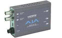 CONVERTISSEUR HD/SD-SDI VERS HDMI 3G-SDI + ALIMENTATION AJA