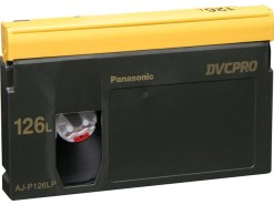 K7 DVC PRO PANASONIC 126'