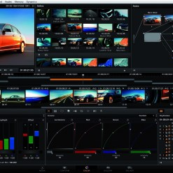 LOGICIEL BLACKMAGIC DAVINCI RESOLVE