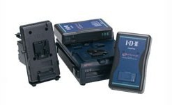KIT CHARGEUR/ALIM 2 BATTERIES Li 71WH IDX