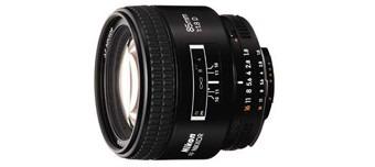 Nikon AF 85mm F 1.8 - Objectif