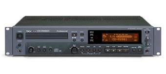 LECTEUR - ENREGISTREUR TASCAM CD-RW 901