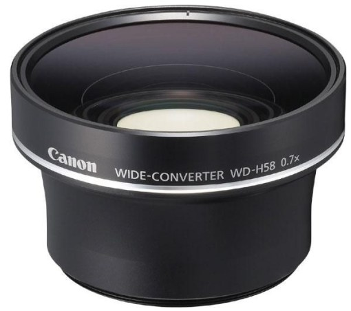 CONVERTISSEUR CANON WD-H58
