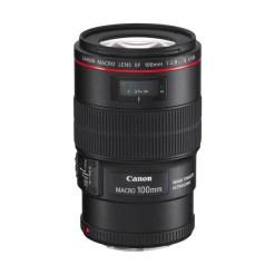 Canon EF 100mm F2.8L Macro IS USM - Objectif