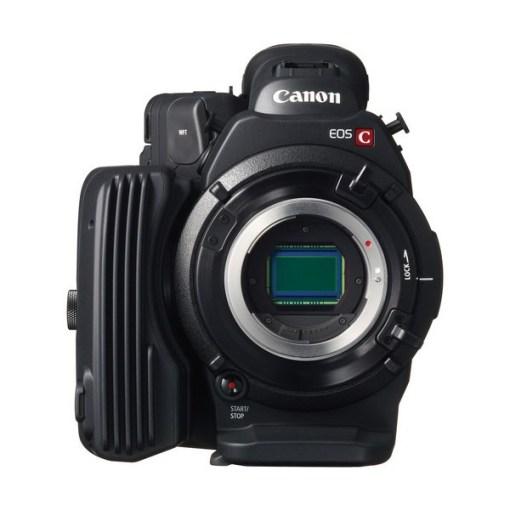 CAMESCOPE CANON EOS C500 MONTURE PL