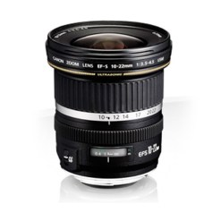 Canon EF-S 10-22mm F3.5-4.5 USM - Objectif
