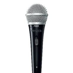 MICROPHONE SHURE PG58