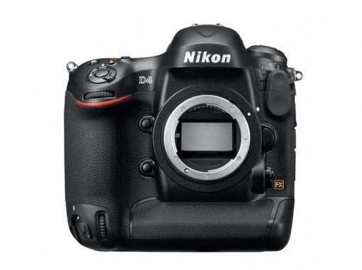 Nikon D4 - Appareil Photo Nu