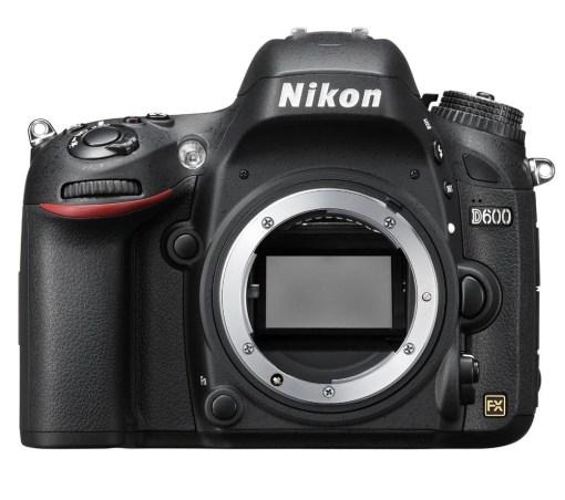 Nikon D600 - Appareil Photo Nu