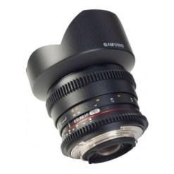 Optique Samyang VDSLR 14mm T3.1 mont EOS
