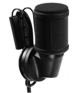 Sennheiser MKE 40EW - Micro Cravate