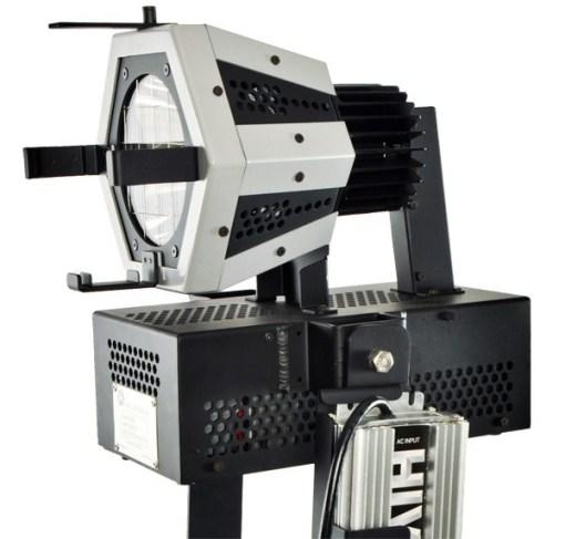 PROJECTEUR PAR PLASMA 276W/5600K WASP (kit complet)