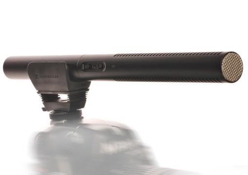 MICRO CANON SENNHEISER MKE-600