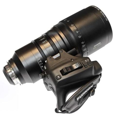 ZOOM 85-300 MM T2.9 (T4) PL FUJINON ZK3.5X85