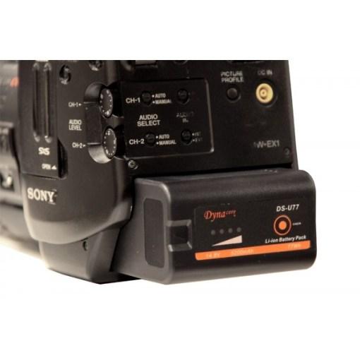 Dynacore type BPU60 14.8V 5200mAh - Batterie