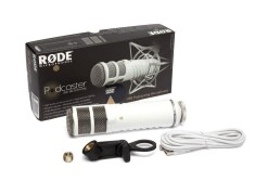 MICRO STUDIO USB RODE PODCASTER